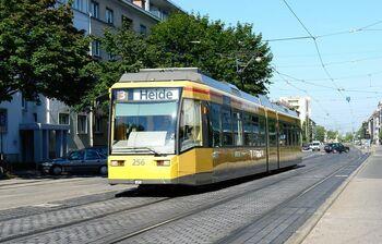 Eberstraße lijn3 GT6