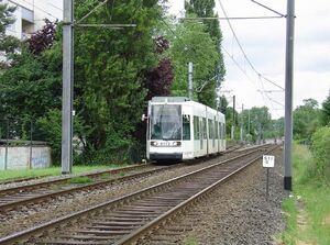 Oberkassel Nord lijn62 R11