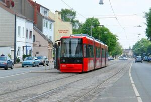 Altenescher Straße lijn10