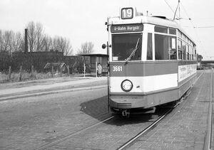 Süderstraße lijn19 V6E