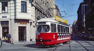 Josefstädter Straße lijn315 E1