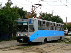 Ulica Dekabristov lijn20 KTM-8