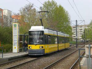 Barnimplatz lijnM8 GT6N