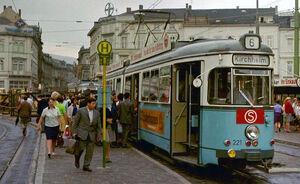 Bismarckplatz lijn6 GT6