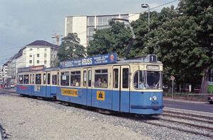 Lenbachplatz lijn1 M