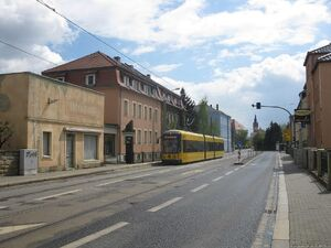 Ockerwitzer Straße lijn12 NGTD8DD