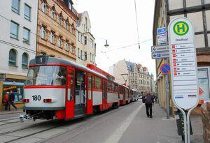 Stadtbad lijn1 T4D