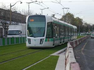 T3 Paris-tramway