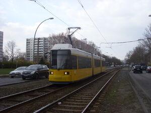 Criegernweg lijn27 GT6N