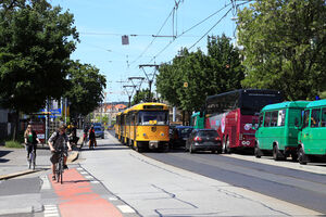 Großenhainer Platz lijn3 T4D