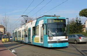 Rheinau lijn1