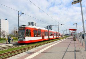 Hyazinthenstraße lijn9 MGT6D