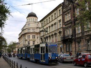Poczta Główna lijn10 105Na