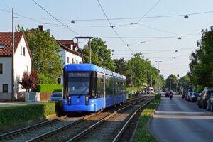 Kreilerstraße lijn19 Variobahn