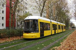 Anton-Saefkow-Platz lijnM8 FlexityBerlin