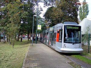 GerresheimLijn703Eindpunt-Combino