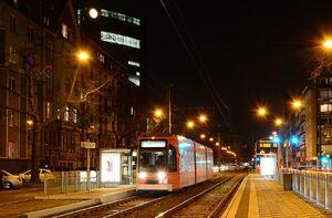 Hansaplatz lijn708 NF6