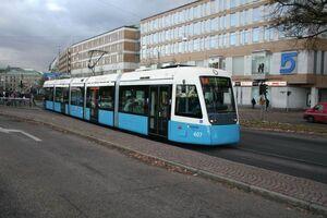 Nordstan lijn6 M32