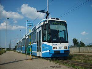 Savišće lijn2 TMK2100