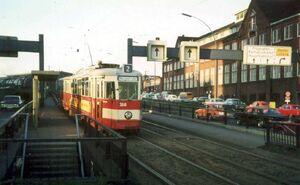 Steinstraße lijn2 V6E