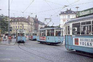 Bismarckplatz lijn1 GT6