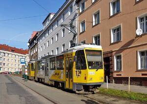 Boguchwały-Straße lijn12(eindpunt van 2en12)