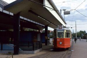 Burgstraße lijn15 V6E