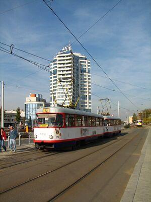 Fibichova lijn6 T3SUCS