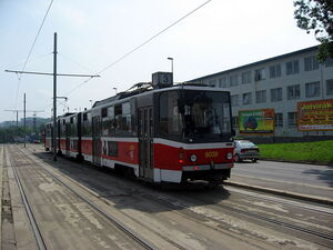 Nademlejnská lijn3 KT8D5