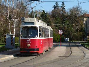 UnterStVeitLijn58Eindpunt