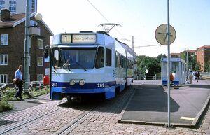 Högsbotorp lijn1 M21