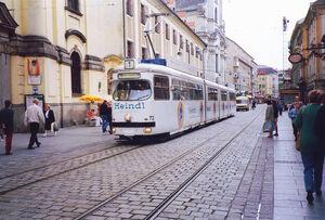 Linz Bombardier-Rotax lijn 1