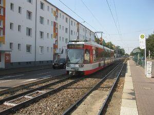 Paul-Suhr-Straße lijn1 MGT6D