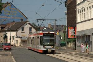 Querstraße lijn302 NF6D