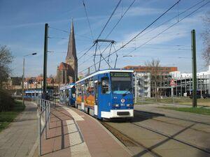 Stadthafen lijn1 T6A2 2