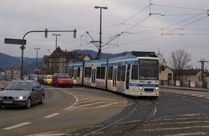 CzernybrückeSüd lijn22 MGT6D