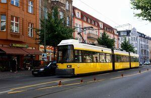 Köpenick Bahnhofstraße lijn62 GT6N