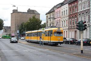 Florastraße lijn044 GT8