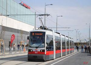 Hausfeldstraße lijn26 B