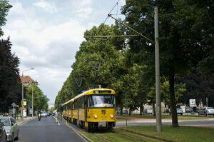 Münchner Platz lijnE3 T4D