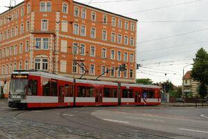 Damaschkestraße lijn11 MGT6D