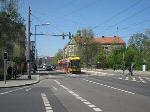 Pohlandplatz lijn4 NGT6DD