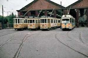 Svanemøllen remise lijn14 GT6
