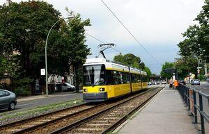 Karlshorst lijnM17 GT6N