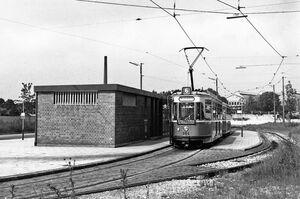 Freimanner Platz lijn6 M5