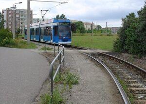 HP Dierkow lijn3