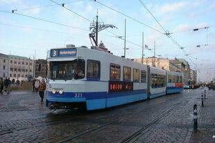 M31 Lijn 3 Göteborg