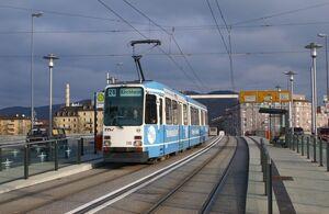 Montpellierbrücke lijn26 M8
