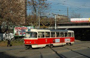 Otakarova lijn6 T3
