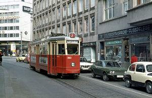Poststraße lijn2 V6E